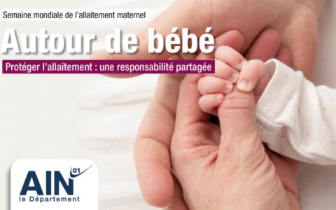 Semaine allaitement Reyrieux